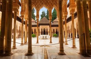 Alhambra, Generalife & Nasridenpaläste mit Vorzugseinlass