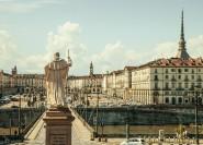 Private Tour und Verkostungsabendessen in der Innenstadt von Turin