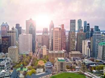 Montréal: Sightseeing-Tour und Bootsfahrt
