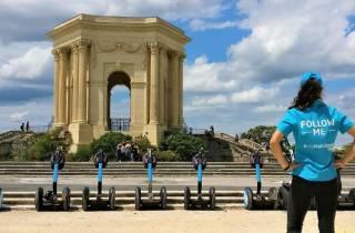 Montpellier: 1-stündige Segway-Tour durch die Altstadt