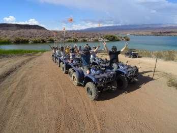 Lake Mead Nationalpark: ATV-Tour zum Colorado River