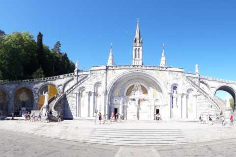 From San Sebastian: Lourdes Private Full-Day Tour