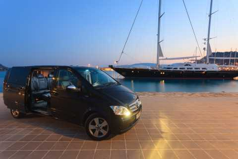 Zakynthos: One Way Private Transfer between Airport & Hotels