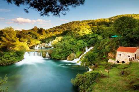 From Split: Krka National Park Excursion