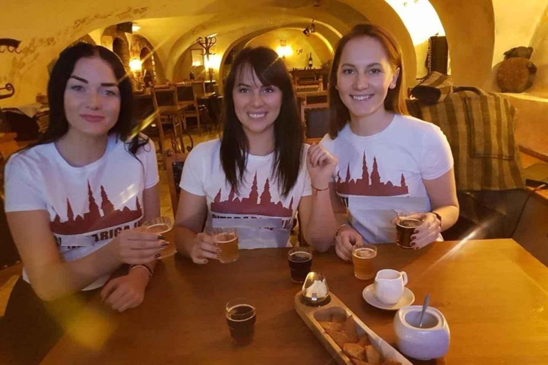 Riga: Bier- und Verkostungs-Tour