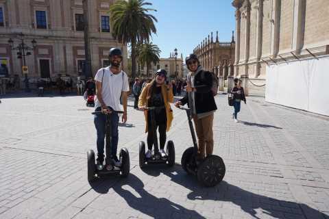 Sevilla: snelle en curieuze Segway Tour (30 minuten)