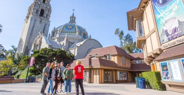 San Diego Walking Tour: Balboa Park with a Local Guide