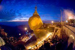 De Yangon: Excursão de dia inteiro ao Golden Rock