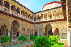 Real Alcázar de Sevilha: Entrada Rápida e Tour Guiado