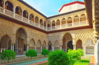 Alcázar von Sevilla: Bevorzugter Einlass & Führung