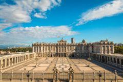 Tour Guiado ao Palácio Real de Madri Sem Fila
