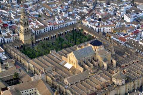 From Granada: Cordoba and Mezquita Full Day Tour