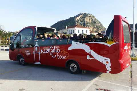 Nauplia Hop On Hop Off Bus Tour