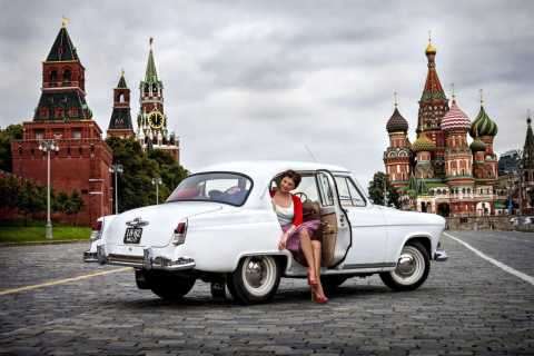 Moscow: Must-See Private Driving Tour