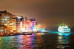 Istanbul Bosphorus Cruise with Dinner and Entertainment