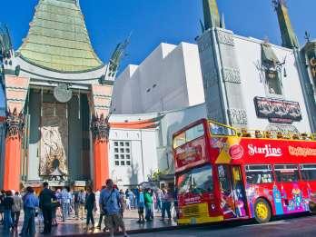 Los Angeles: Ticket für den Hop-On/Hop-Off-Sightseeingbus