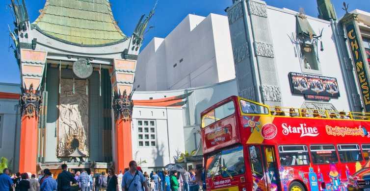 Los Angeles: Ônibus Turístico Hop-on Hop-off