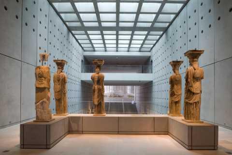 Akropolis Museum Alternative Kleingruppentour