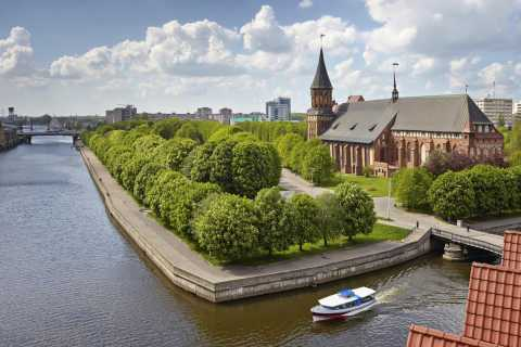 Kaliningrad: Guided Sightseeing Tour
