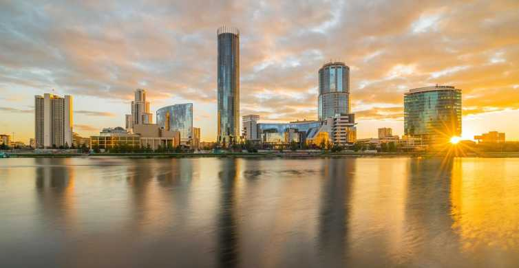 Yekaterinburg: Guided City Tour