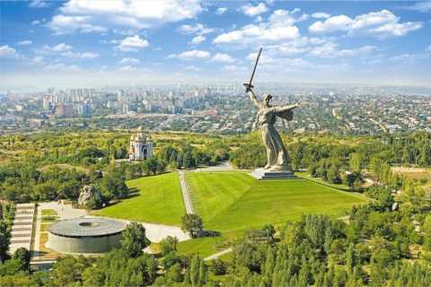 Volgograd Sightseeing Tour with Transportation