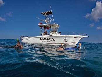 Big Island: Kailua-Kona-Privatcharter für Hochseefischen
