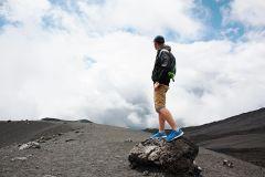 De Palermo: Excursão de 1 Dia ao Monte Etna