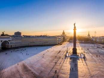 Private Führung Eremitage in Sankt Petersburg