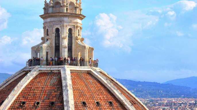 Evite las colas: Duomo y Brunelleschi tour