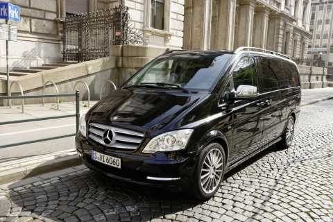 Private Transfer: from Amalfi to Rome