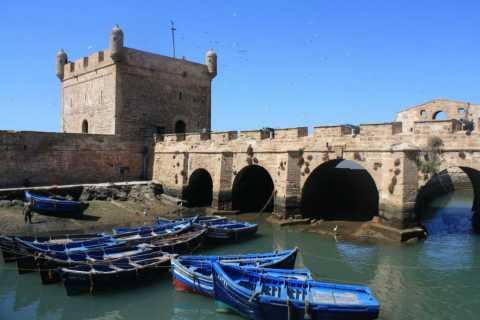 From Marrakech: Full-Day Trip to Essaouira