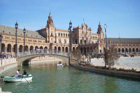 Sevilla: Alcázar Full-Day from Granada