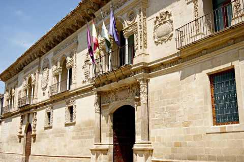 Von Granada: Tagesausflug nach Úbeda und Baeza
