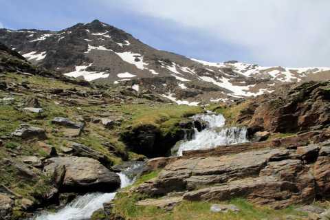 Ab Granada: Reise durch Sierra Nevada