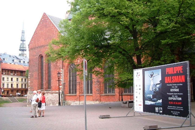 Riga: 3-stündige Altstadt- und Bauernmarkt-Detektivreise
