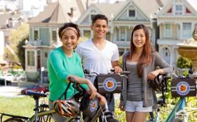 Streets of San Francisco Electric Bike Tour