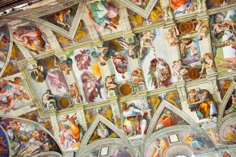 Vatican Museums & St. Peter's Basilica Tour