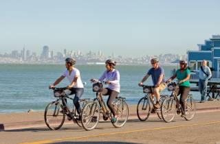 San Francisco: 24-Stunden Fahrradverleih
