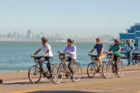 San Francisco: 24-Hour Bike Rental