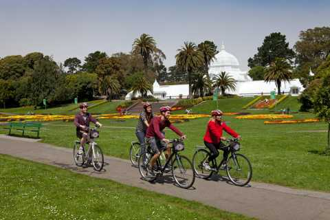 San Francisco: Golden Gate Park & Ocean Beach Bike Tour