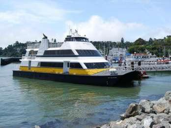 Nach Sausalito oder Tiburon: Fährverbindung ohne Anstehen