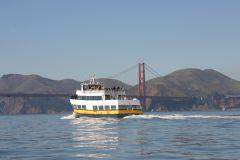 Direto para o portão: San Francisco para Angel Island Ferry