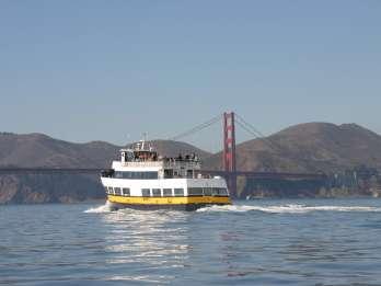 Direkter Zugang: Fähre San Francisco nach Angel Island