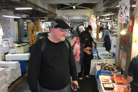 Tokyo: See a Real Local Fish Market Up-Close & Personal
