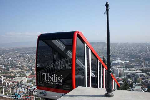 From Tbilisi: Private Full-Day Tbilisi City & Mtskheta Tour