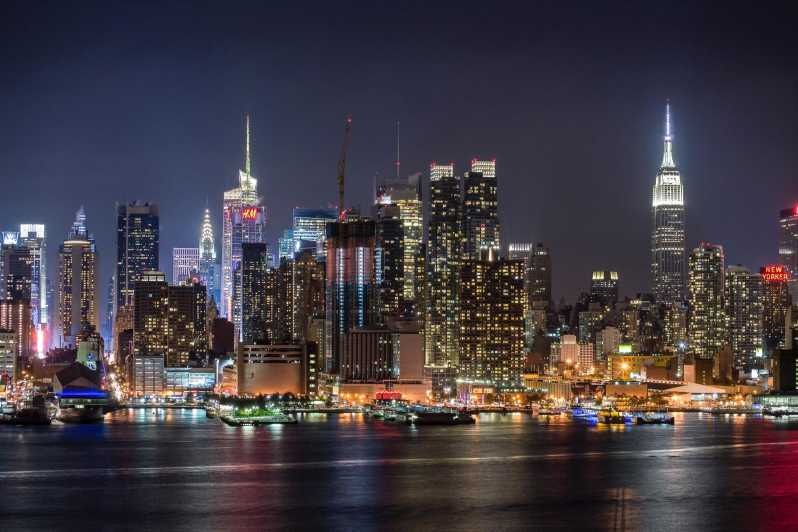 New York City Skyline At Night Tour New York City United States Getyourguide
