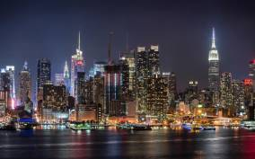 New York City: Skyline at Night Tour