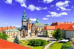 Cracóvia: Excursão Guiada à Colina Real de Wawel