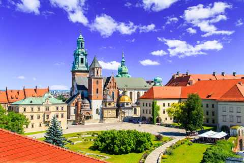 Krakow: Wawel Royal Hill Guided Tour