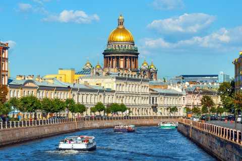 Excursión a la costa de 2 días, San Petersburgo
